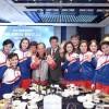 〈平昌五輪〉江原道知事主催で晩餐会/北側応援団が参加
