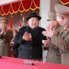 〈金正恩委員長の活動・2018年2月〉朝鮮人民軍創建70周年閲兵式で演説