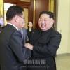 金正恩委員長が南朝鮮大統領特使代表団と会見、晩餐会/北南首脳会談と関連し意見交換、満足のいく合意