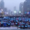 """""""首脳会談の成功と平和体制の構築を""""/ソウルで3.24平和キャンドル集会・デモ"""