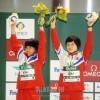 〈ダイビング富士大会〉シンクロナイズド10m、朝鮮ペアが銀メダル獲得(詳報)