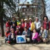 16人が爽やかな汗流す/群馬登山協会、今年初の登山