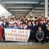 〈ダイビング富士大会〉朝鮮選手団が日本到着、同胞たちが熱烈に歓迎