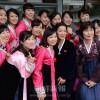 激動の時期の門出を祝う/朝鮮大学校第60回卒業式