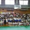 〈生徒数増加活動に尽力する同胞たち 3〉神戸初中学区・女性同盟支部子育て支援部
