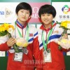 銀メダル7個、銅メダル1個/ダイビングワールドシリーズ、朝鮮選手が全4戦で健闘