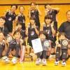 生野初級が3年ぶり優勝/第26回近畿地方初級部女子バレーボール大会「イプニカップ」