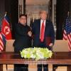 """""""世界平和への大きな歩み""""/朝米首脳会談、各国が支持・歓迎"""