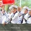 〈ピョンヤン笑顔の瞬間 109〉兵士の素顔