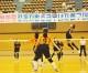 初級部女子バレーボール選手たちが熱戦/第26回「イプニカップ」