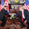 金正恩委員長、トランプ大統領と会談/朝米関係の新たな歴史開く