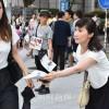 大阪市の「幼児教育無償化」除外/保護者らが抗議活動