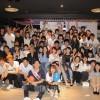 留学同「全国同時新入生歓迎会」/12カ所で約350人が参加