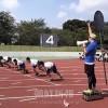 走ることの楽しさ学ぶ/東京都陸上競技協会、「第1回1、2、3タルリギ教室」