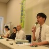 東京無償化裁判控訴審第2回口頭弁論報告集会