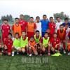 平壌国際サッカー学校で猛特訓/3回目、女子が初参加