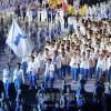 〈第18回アジア競技大会〉北南選手団が合同入場/インドネシアで開幕