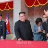 〈朝鮮創建70周年〉朝鮮創建70周年を盛大に慶祝/金正恩委員長が記念行事に参席