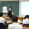 「違うところもその人の一部」/性差別撤廃部会が東京朝高で出張授業