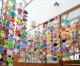 茨城初中高がギネス世界記録/学校創立65周年記念行事で展示