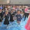 子どもと同胞の笑顔あふれ/福岡幼稚班55周年記念「AIフェスタ」