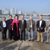 激動の現場に身を置き/訪朝した日本人士らの感激