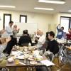 活動振り返り楽しいひと時/総聯東京・大井八潮分会で総会と忘年会