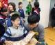 同胞障害児らと朝高生のふれあい/兵庫ムジゲ会のクリスマス会