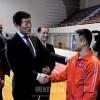 国際体操連盟が平壌を訪問/青春通りスポーツ村を視察