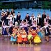 在日朝鮮学生少年芸術団/平壌での迎春公演に参加