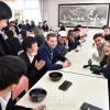 「アメイジング!!」/米デポー大学生が訪日、朝大生らと交流