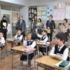 強い紐帯を未来へ/第20回日朝教育シンポ、広島初中高で