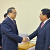 朝鮮とベトナム外相が会談/友好・協力関係をいっそう拡大