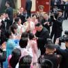 金正恩党委員長が駐越朝鮮大使館訪問/活動実態と状況を了解