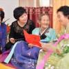 金正恩委員長が2月、4人に100歳の祝い膳
