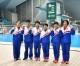 〈ダイビング相模原大会〉「私たちの国旗」を高らかに/飛躍を誓う朝鮮選手団
