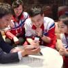 〈世界フィギュア選手権2019〉「競技で期待に応えたい」/朝鮮学校生徒らの応援励みに