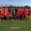高麗サッカークラブ60が初優勝/強豪集うシニアサッカーの大会で