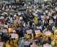 「自由韓国党」解散を要求/ソウルでキャンドル集会