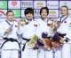 朝鮮選手が国際大会で活躍/体操、柔道で金