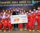 U-17とU-19でダブル優勝/朝鮮ハンドボール女子