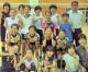 大阪バレーの伝統つなぐ/3年目を迎えたバレー教室