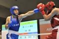 〈インターハイ・ボクシング〉4-1の判定勝ちで準々決勝へ/大阪朝高・梁章太選手