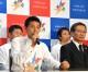 「RAM-HONG FLAG CAMPAIGN」始動/体連の朝鮮選手団の応援プロジェクト