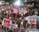 「ホワイト国」除外に猛抗議/ソウルで3回目のキャンドル集会