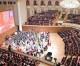 中国国家大劇院交響楽団が公演/平壌の三池淵管弦楽団劇場で