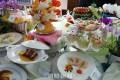 〈朝鮮「食」探訪記 7〉太陽節料理祭典(1)/展示料理