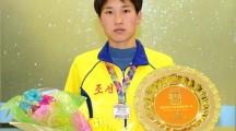 〈朝鮮のトップアスリートたち 8〉チョ・ウノク/女子マラソン