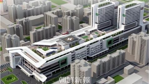 発展する朝鮮の保健医療/施設・設備の拡充に注力