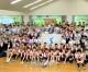 今こそ統一への思いを、149人が歌と踊りを披露/朝青広島、6.15に際し動画制作